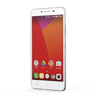 Lenovo A6600 4G VOLTE (White, 1GB RAM, 16GB) Price in India