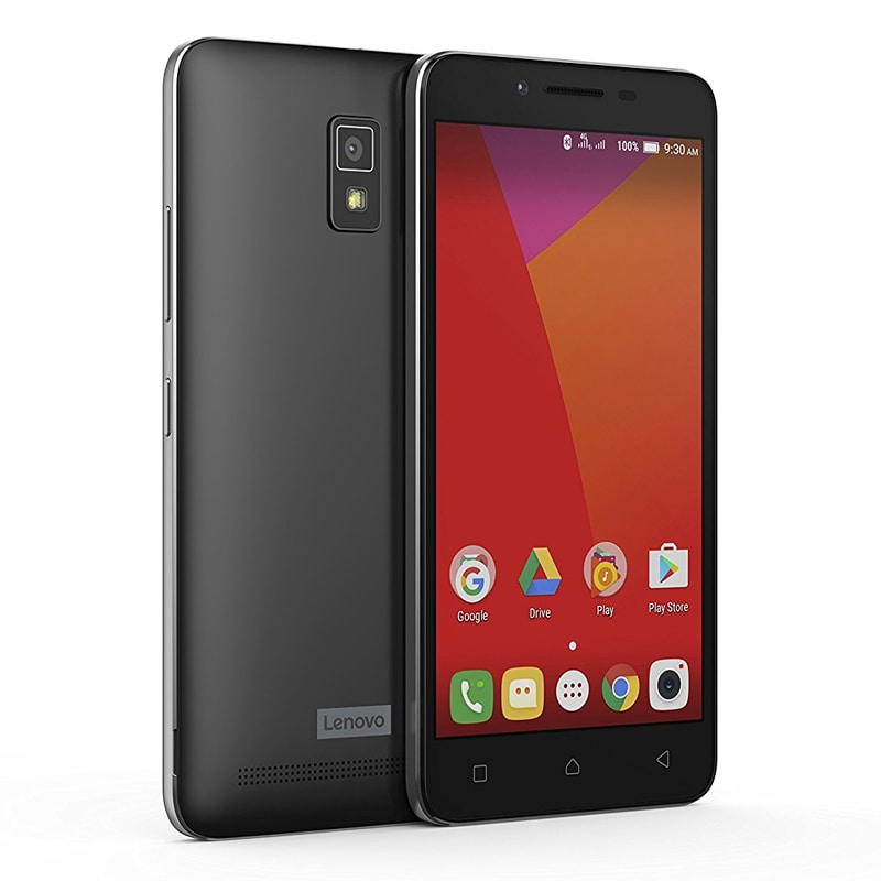 Lenovo A6600 4G VOLTE Black,16GB images, Buy Lenovo A6600 4G VOLTE Black,16GB online at price Rs. 6,399