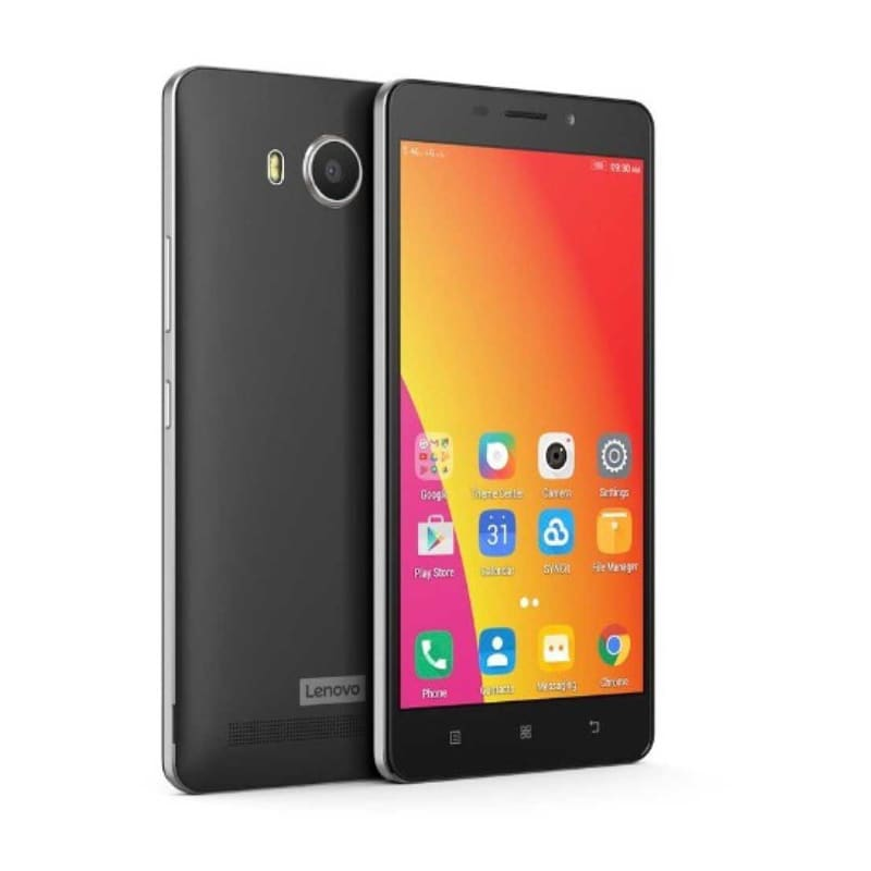 Lenovo A7700 4G VoLTE Black, 16 GB images, Buy Lenovo A7700 4G VoLTE Black, 16 GB online at price Rs. 7,700