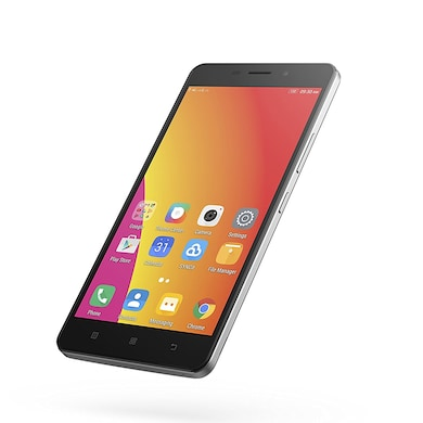 Lenovo A7700 4G VoLTE Black, 16 GB images, Buy Lenovo A7700 4G VoLTE Black, 16 GB online at price Rs. 6,749