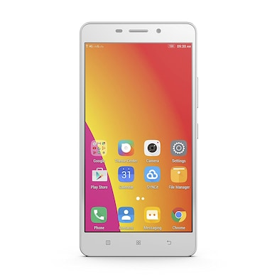 Lenovo A7700 4G VoLTE (White, 2GB RAM, 16GB) Price in India