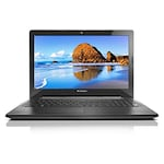 Buy Lenovo G50-80 80E502Q3IH 15.6 Inch Laptop (Core i3 5th Gen/4GB/1TB/DOS/2GB Graphics) Black Online