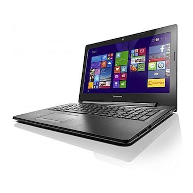 Lenovo G5045 80E3023KIH 15.6 Inch Laptop (APU Quad Core A8/4GB/1TB/Win 10/2GB Graphics) Black Price in India