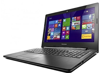 Lenovo G5080 Notebook (Core i5 5th Gen/4GB/1TB HDD/Windows 10) (80E502UKIN) (15.6 inches, Black) Price in India