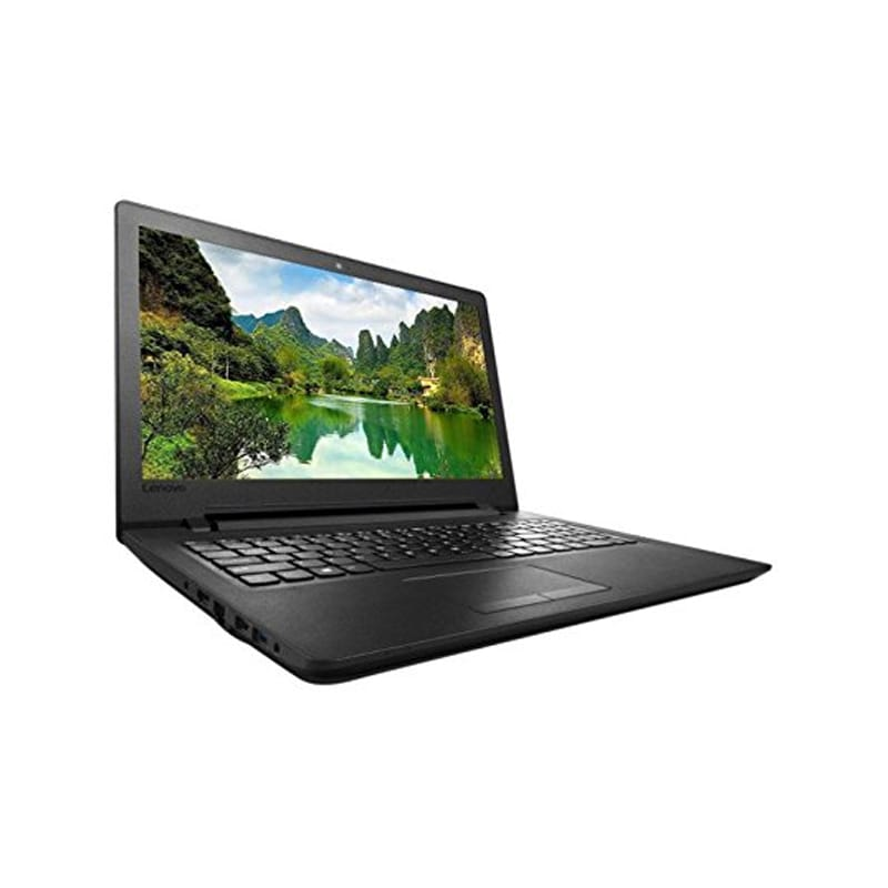 Lenovo Ideapad 110 80T7008JIH 15.6 Inch Laptop (Celeron Dual Core/4GB/500GB/DOS) Black images, Buy Lenovo Ideapad 110 80T7008JIH 15.6 Inch Laptop (Celeron Dual Core/4GB/500GB/DOS) Black online at price Rs. 19,599