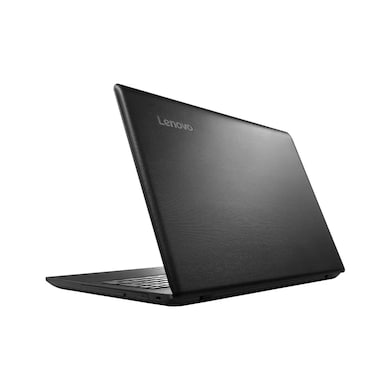 Lenovo Ideapad 110 80TJ00GVIH 15.6 Inch Laptop (APU Quad Core A6/4GB/500GB/DOS) Black Price in India