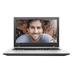 Buy Lenovo Ideapad 300 80Q700UGIN 15.6 Inch Laptop (Core i5 6th Gen/4GB/1TB/Win 10/2GB Graphics) Silver Online