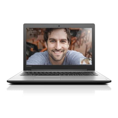 Lenovo Ideapad 310 80SM01E0IH 15.6 Inch Laptop (Core i3 6th Gen/8GB/1TB/DOS) Silver images, Buy Lenovo Ideapad 310 80SM01E0IH 15.6 Inch Laptop (Core i3 6th Gen/8GB/1TB/DOS) Silver online at price Rs. 31,200