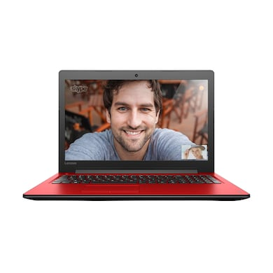 Lenovo Ideapad 310 80TV00Y0IH 15.6 Inch Laptop (Core i5 7th Gen/8GB/1TB/DOS/2GB Graphics) Red Price in India