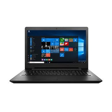 Lenovo IP 110 80T700CHIH 15.6 Inch Laptop (CDC/4GB/500GB/Win 10) Black Price in India