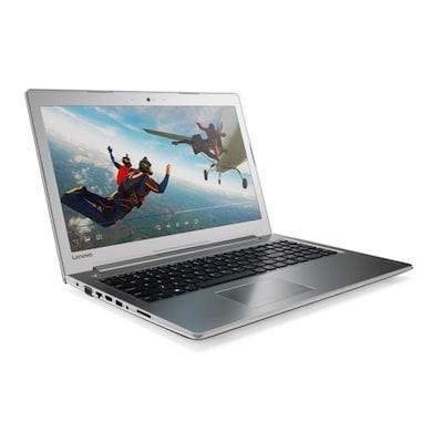 Lenovo Ideapad 510 80SV00FFIH 15.6 Inch Laptop (Core i7 7th Gen/8GB/2TB/Win 10/4GB Graphic) Silver Price in India