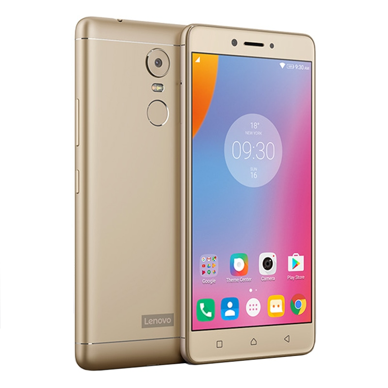 Lenovo K6 Note With 4 Gb Ram Gold 32 Gb Price In India