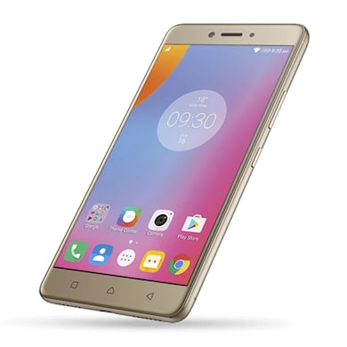 Lenovo K6 Note With 4 GB RAM (Gold, 4GB RAM, 32GB) Price in India