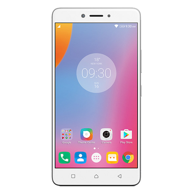 Lenovo K6 Note With 3 GB RAM Silver, 32 GB images, Buy Lenovo K6 Note With 3 GB RAM Silver, 32 GB online at price Rs. 9,480