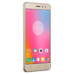 Lenovo K6 Power (3GB RAM, 32GB) Gold images, Buy Lenovo K6 Power (3GB RAM, 32GB) Gold online at price Rs. 9,149