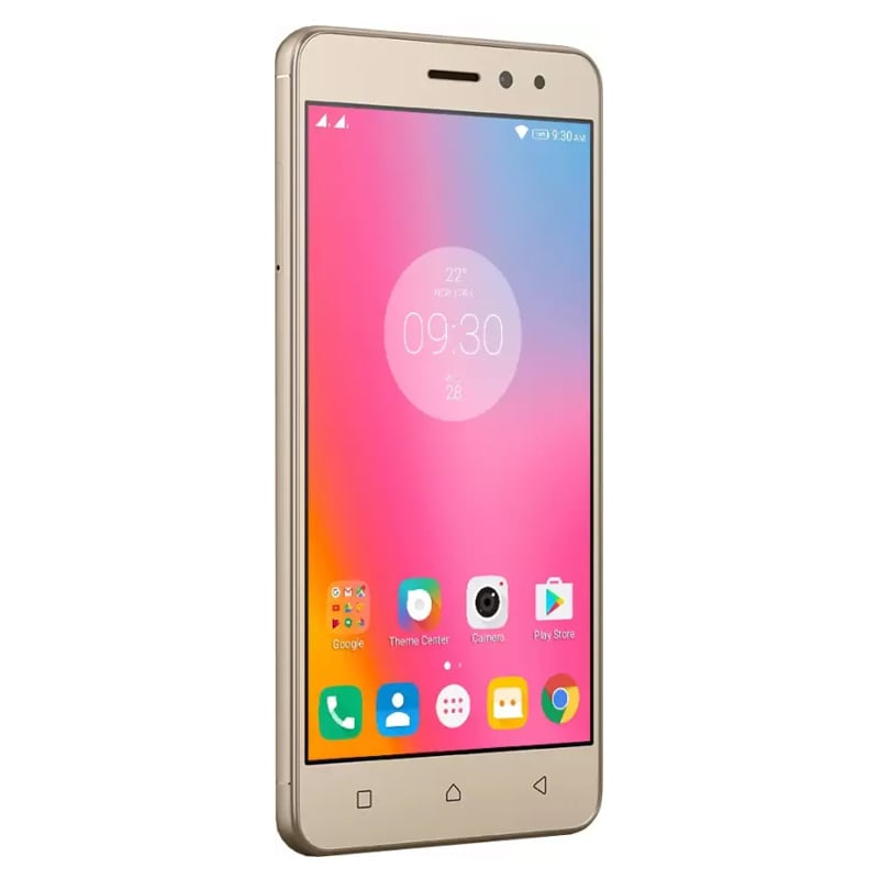 Lenovo K6 Power (3GB RAM, 32GB) Gold images, Buy Lenovo K6 Power (3GB RAM, 32GB) Gold online at price Rs. 9,499