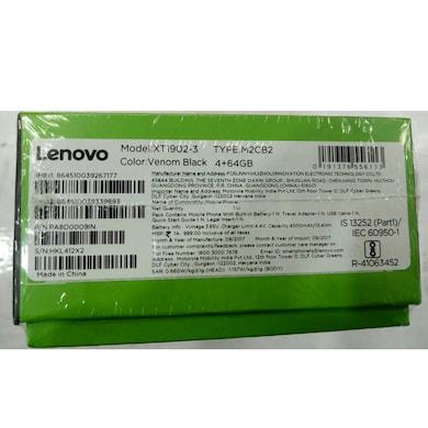 Lenovo K8 Note (Fine Gold, 4GB RAM, 64GB) Price in India