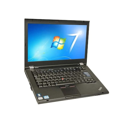 Refurbished Lenovo Thinkpad T420 14 Inch Laptop (Core i5 2nd Gen/4GB/320GB) Black Price in India