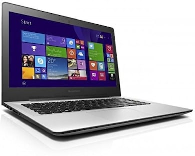 Lenovo U41 Notebook (Core i7 5th Gen/4GB/1TB/Windows 8.1/2GB Graphics) (80JV00CDIN) (14 inches, Silver) Price in India