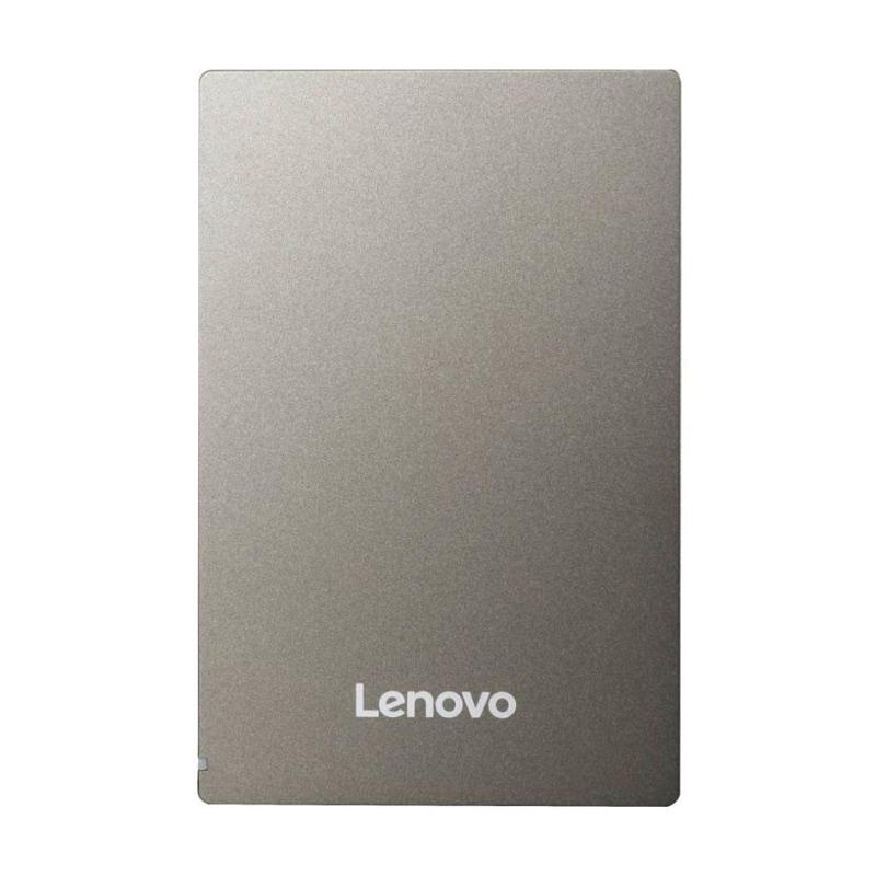 Buy Lenovo UHD F309 USB 3.0 1 TB External Hard Disk Grey online