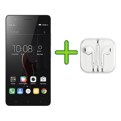 Refurbished Lenovo Vibe K5 Note (4 GB RAM, 32 GB) +Free Earphone with Mic  for All Android/iPhones