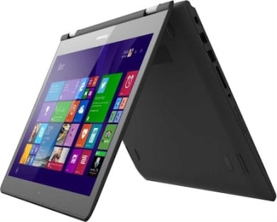 Lenovo Yoga 500 2-in-1 Notebook (Core i7 5th Gen/8GB/1TB/Windows 10/2GB Graphics/Touch) (80N400MPIN) (14 inches, Black) Price in India