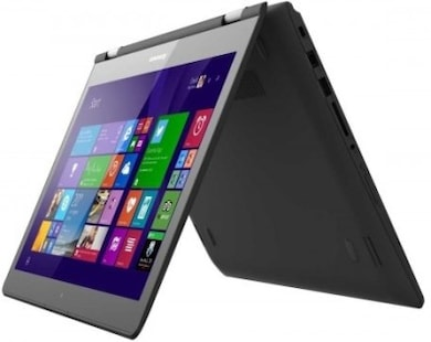 Lenovo Yoga 500 2-in-1 Notebook (Core i5 5th Gen/4GB/500GB/Windows 8.1/Touch) (80N4003WIN) (14 inches, Black) Price in India