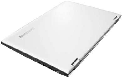 Lenovo Yoga 500 2-in-1 Notebook (Core i5 5th Gen/4GB/500GB/Windows 8.1/Touch) (80N4003VIN) (14 inches, White) Price in India