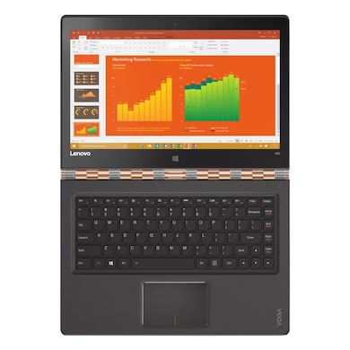 Lenovo Yoga 900 80UE00BLIH 13.3 Inch Laptop (Core i7 6th Gen/8GB/512GB/Win 10/Touch) Champagne Gold Price in India