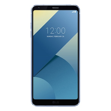 Unboxed LG G6 (Blue, 4GB RAM, 64GB) Price in India