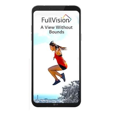 LG Q6 with FullVision Display (Black, 3GB RAM, 32GB) Price in India