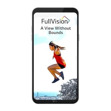 LG Q6 with FullVision Display (Platinum, 3GB RAM, 32GB) Price in India