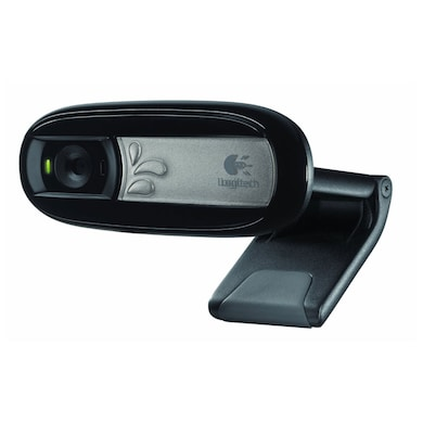 Logitech C170 Webcam Black Price in India