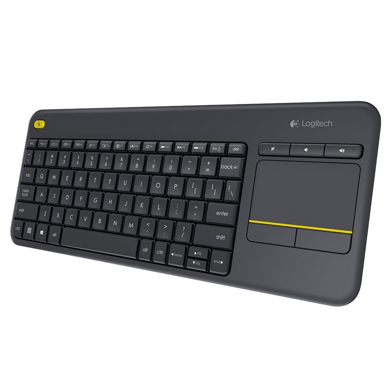 Logitech K400 Plus Wireless Keyboard Black images, Buy Logitech K400 Plus Wireless Keyboard Black online