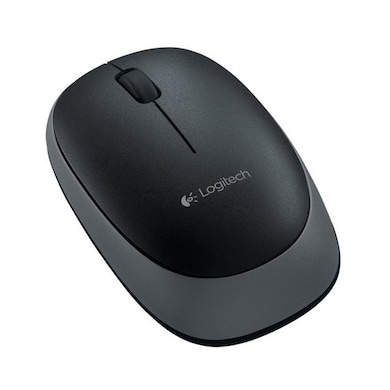 Logitech M185 Wireless Laser Mouse Black Price in India