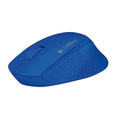 Logitech M280 Wireless Mouse Blue Price in India