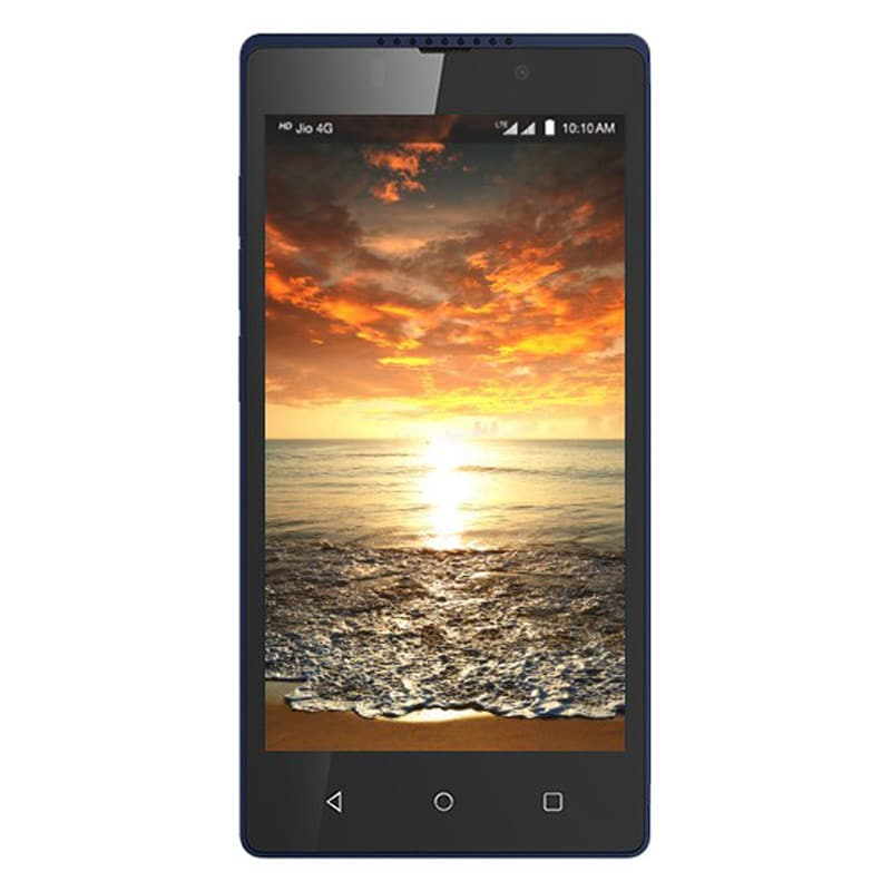 LYF C459 4G VoLTE Blue, 8 GB images, Buy LYF C459 4G VoLTE Blue, 8 GB online at price Rs. 4,549