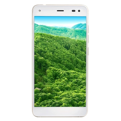 LYF Earth 1 White, 32GB images, Buy LYF Earth 1 White, 32GB online at price Rs. 9,500