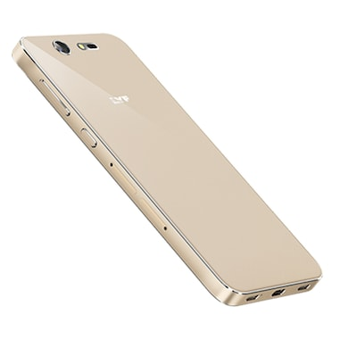 LYF Earth 2 Gold, 32 GB images, Buy LYF Earth 2 Gold, 32 GB online at price Rs. 13,250