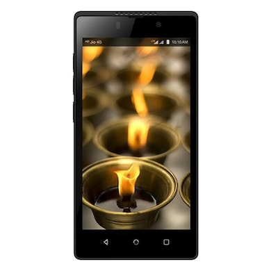 LYF F8 (Black, 1GB RAM, 8GB) Price in India