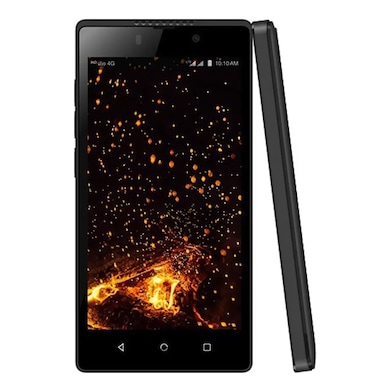 LYF F8 Black, 8 GB images, Buy LYF F8 Black, 8 GB online at price Rs. 4,649
