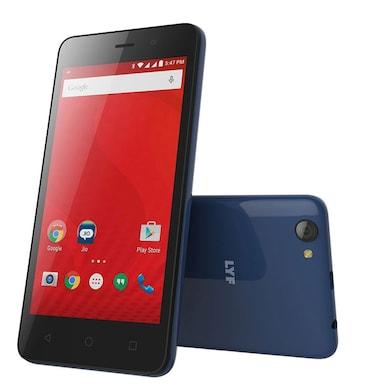 LYF Flame 1 (Dark Blue, 1GB RAM, 8GB) Price in India