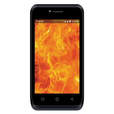 Lyf Flame 6 (Black, 512MB RAM, 4GB) Price in India