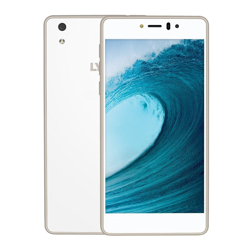 LYF Water 1 4G VoLTE White, 16 GB images, Buy LYF Water 1 4G VoLTE White, 16 GB online at price Rs. 6,049