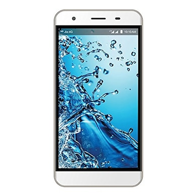 LYF WATER 11 4G VoLTE (Gold, 3GB RAM, 16GB) Price in India