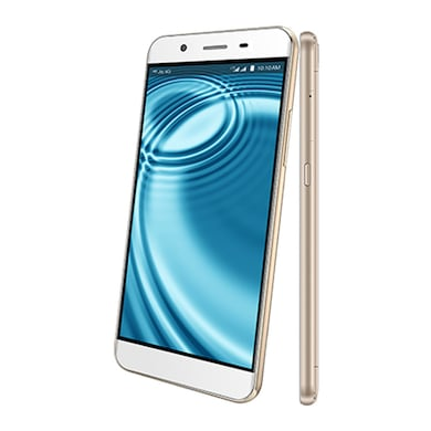 LYF WATER 11 4G VoLTE Gold, 16 GB images, Buy LYF WATER 11 4G VoLTE Gold, 16 GB online at price Rs. 6,280
