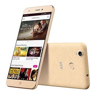LYF Water 7S Gold, 16 GB