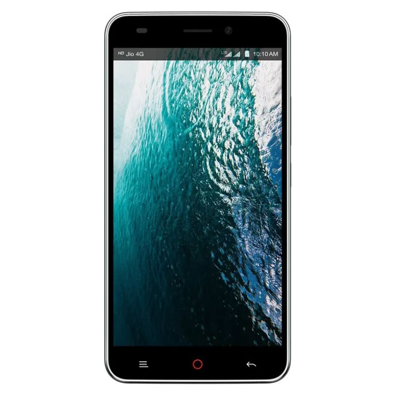 Buy LYF Water 7S Black, 16 GB online