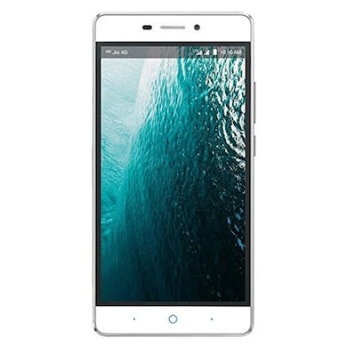 LYF WATER 8 (White, 3GB RAM, 16GB) Price in India