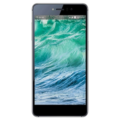 LYF WATER 8 (Black, 3GB RAM, 16GB) Price in India